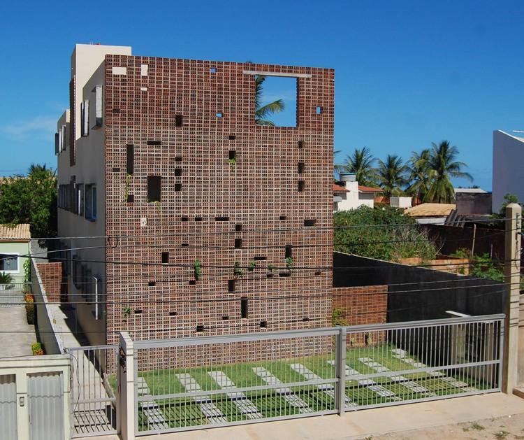 Edifício Residencial Jatobá / A+P Arquitetos Associados, © Patrícia Almeida