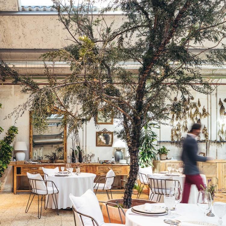 Restaurante Ovillo / More&Co, © Pancho Gallardo