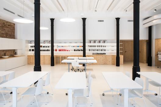 Art Club Born PhFormula / Balet Roselló Arquitectos