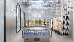 FRISTO, mercado de congelados / EFEEME arquitectos