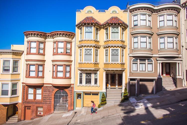 Habitação não pode ser um bom investimento e acessível ao mesmo tempo, Imagem: Thomas Hawk/Flickr. Via Caos Planejado