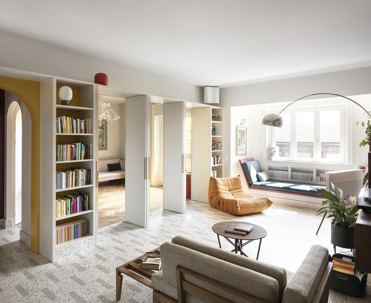 A Home for Readers / ATOMAA, © Alberto Strada