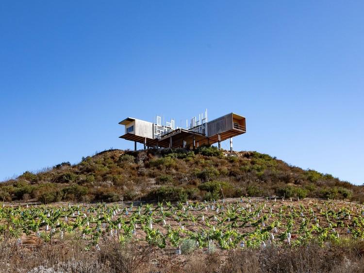 Casa Voadora / Alejandro D' Acosta, © Onnis Luque