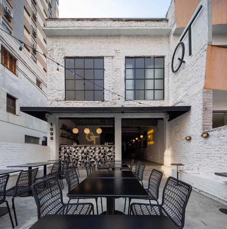QT Pizza Bar / Bruna Pires Arquitetura, © Manuel Sá