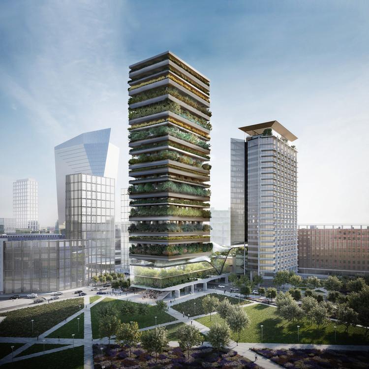 Diller Scofidio + Renfro y Stefano Boeri Architetti renovarán edificios abandonados en Milán, Italia, Cortesía de DILLER SCOFIDIO + RENFRO AND STEFANO BOERI ARCHITETTI