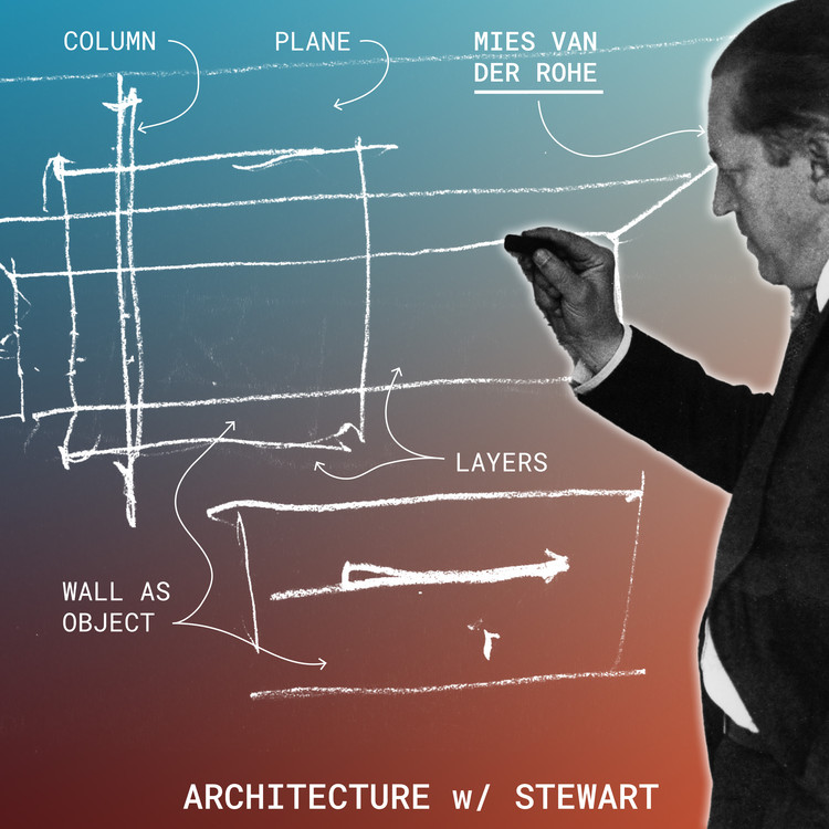 What Makes Mies van der Rohe's Open Plans