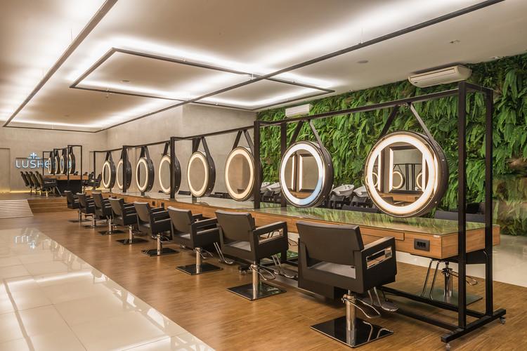 Salão de Beleza Lushe Beauty / Roby Macedo arquitetura e design, © Jesus Perez