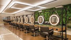 Salão de Beleza Lushe Beauty / Roby Macedo arquitetura e design