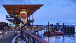 Terminal Multimodal de Ferry en Mukilteo / LMN Architects