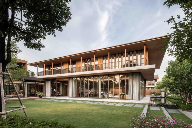 Residencia Santiburi / Architects 49, © Chaovarith Poonphol