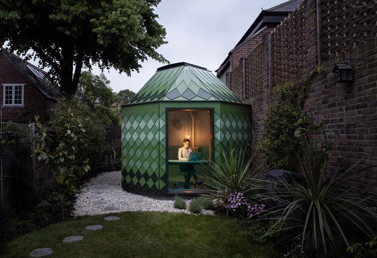 Refugio en el jardín / Studio Ben Allen, © Ben Tynegate