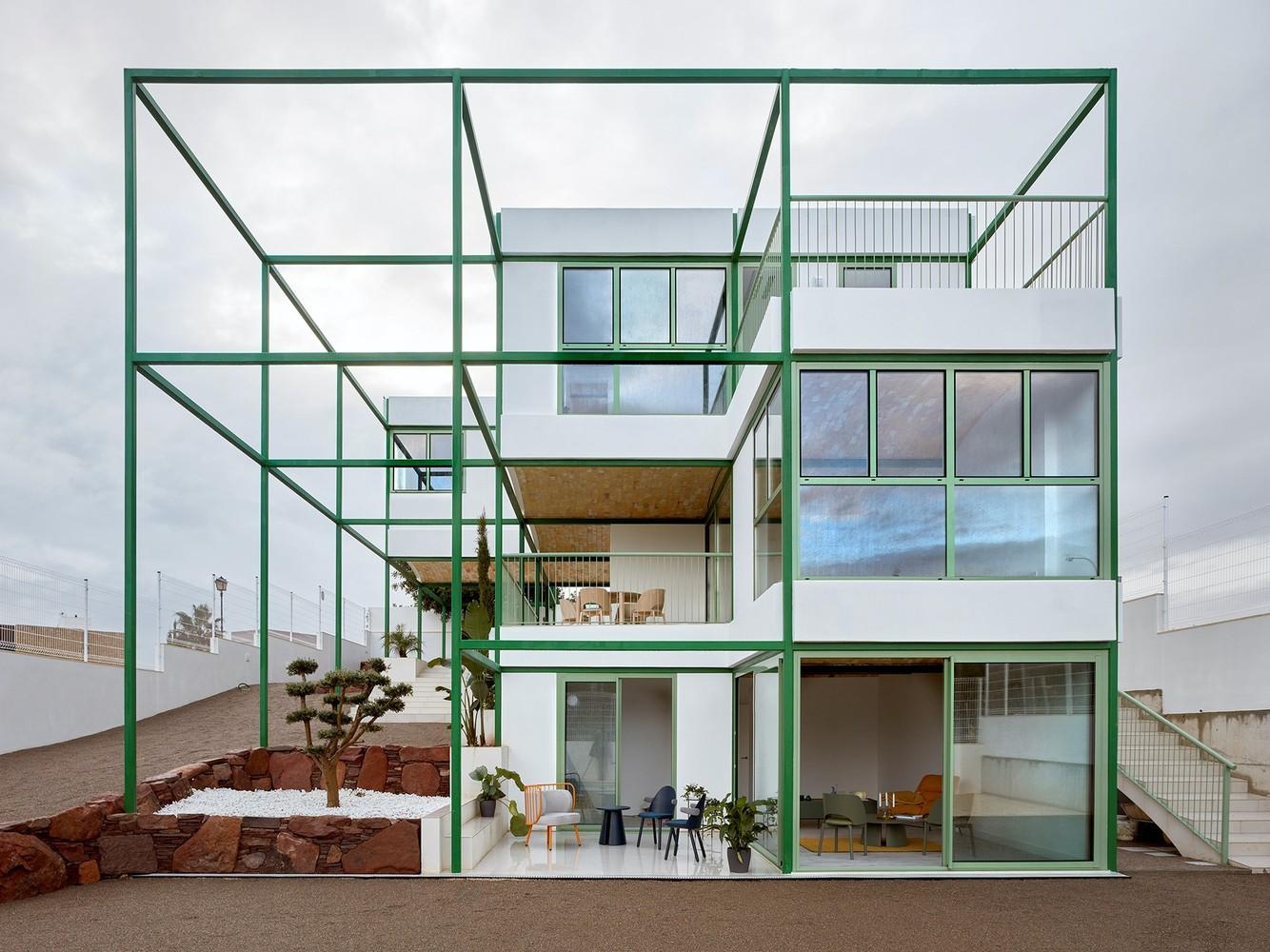 Tendencias en diseño y construcción del 2020: Lo recurrente, popular, relevante y sustancial,Brick Vault House / Space Popular. Image © Mariela Apollonio
