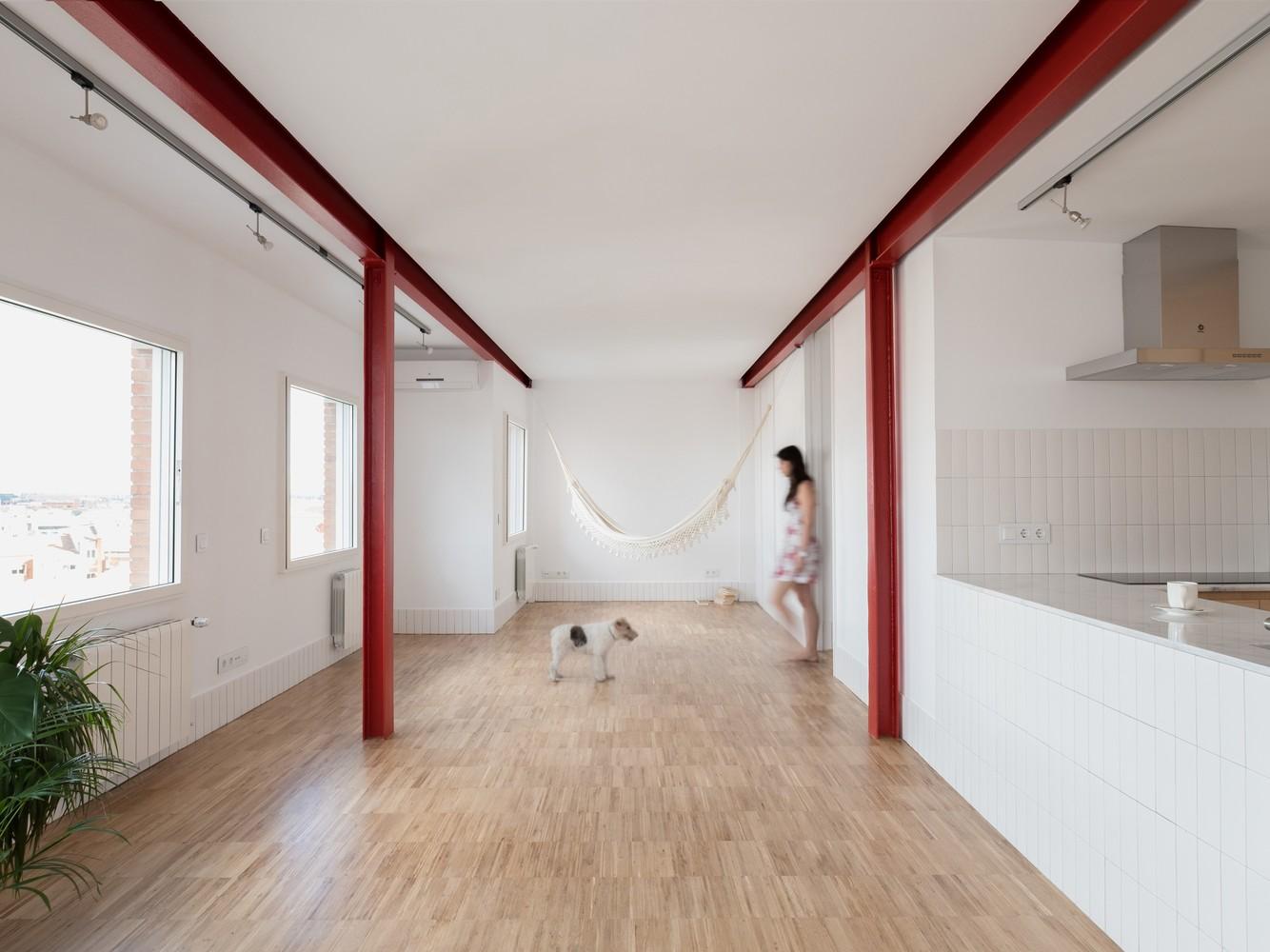 Tendencias en diseño y construcción del 2020: Lo recurrente, popular, relevante y sustancial,PR9 Housing Reform / La Troupe. Image © Jorge López Sacristán