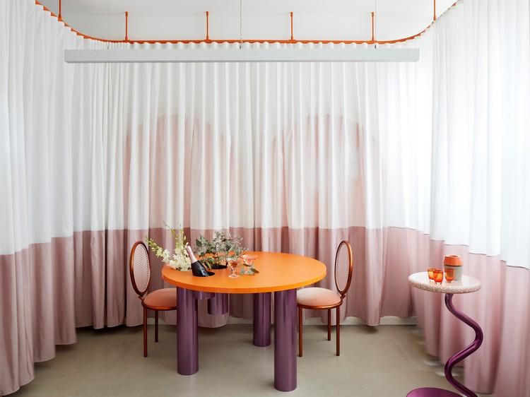 Arquitectura de interiores / hermanos de Frenches. Imagen © Christine Francis