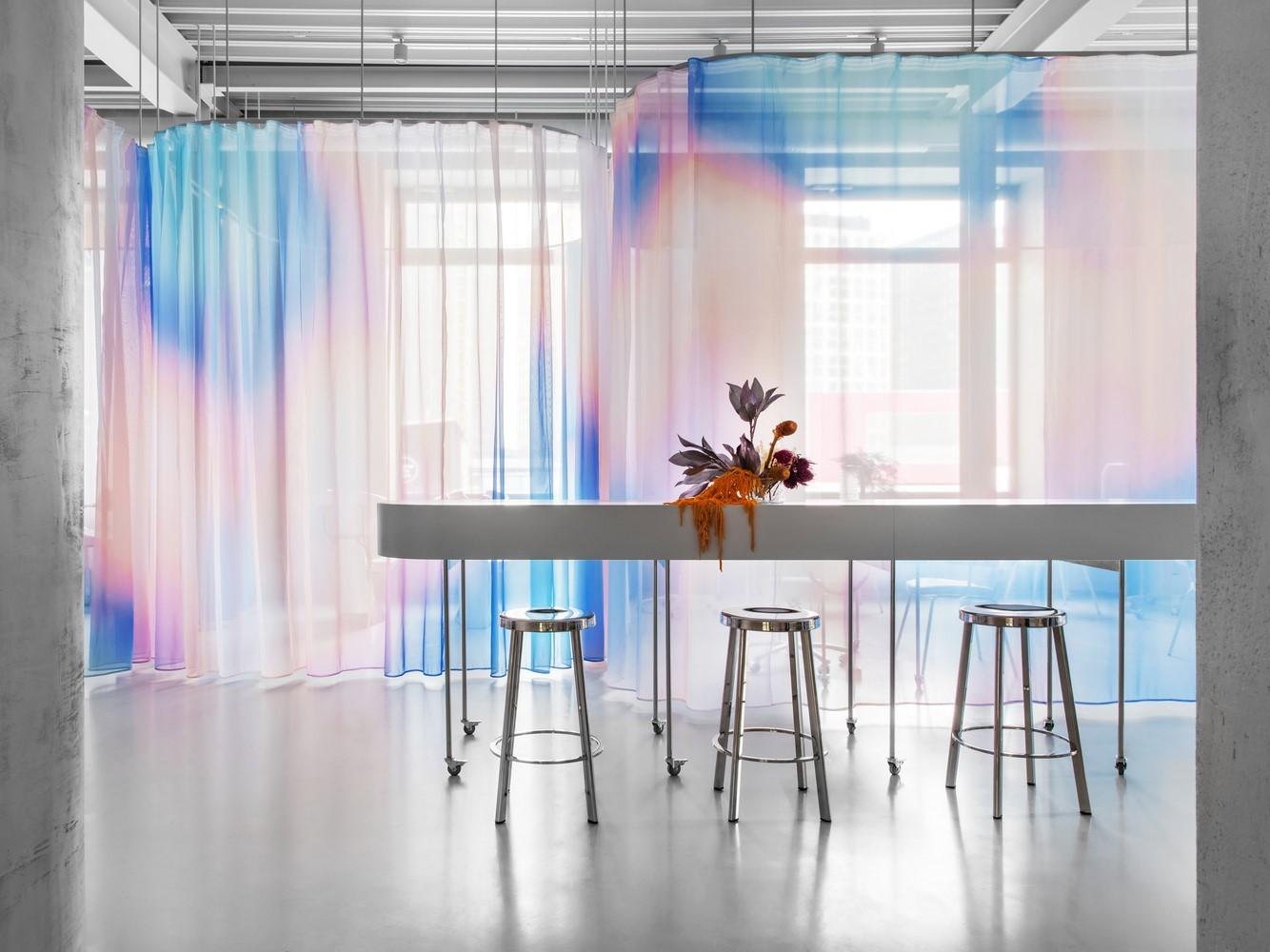 Tendencias en diseño y construcción del 2020: Lo recurrente, popular, relevante y sustancial,Sfera Beauty Co-working / Eduard Eremchuk. Image © Inna Kablukova