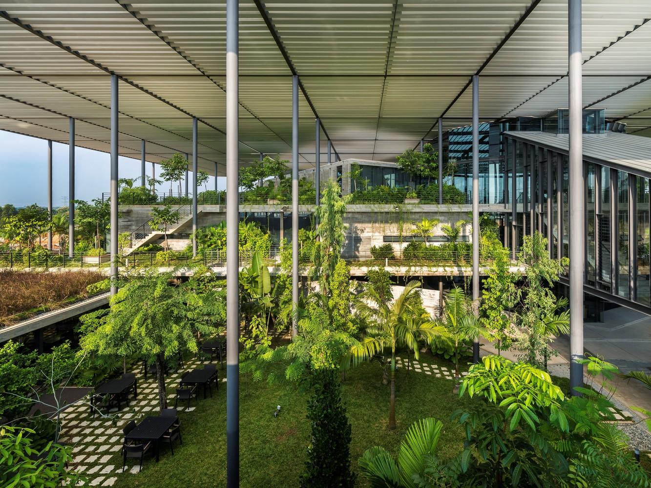 Tendencias en diseño y construcción del 2020: Lo recurrente, popular, relevante y sustancial,Factory in the Forest / Design Unit Architects Snd Bhd. Image © Lin Ho Photography