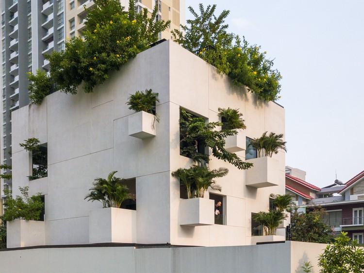 Estudio de diseño Sky House / MIA. Imagen © Trieu Chien
