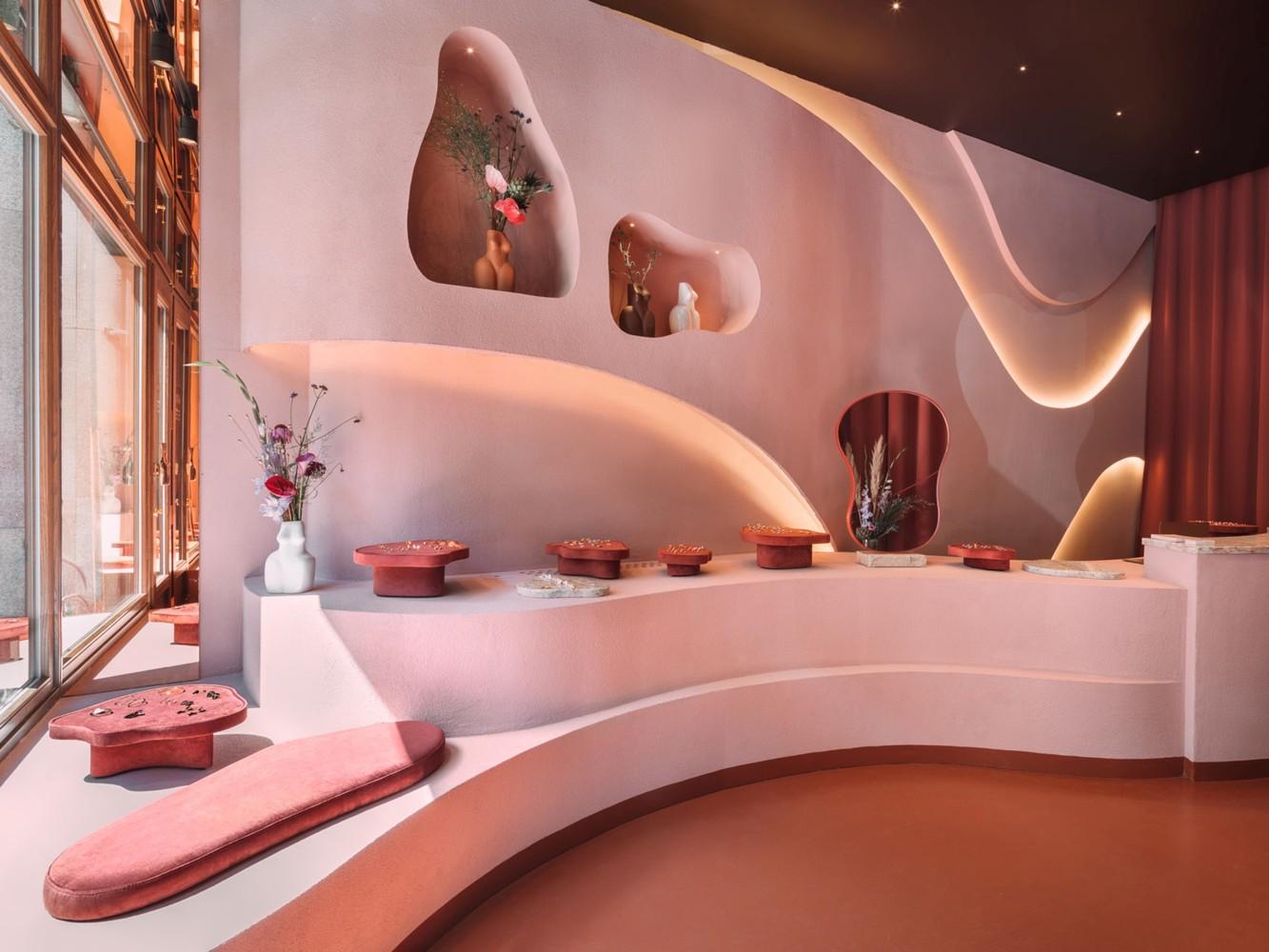 Tendencias en diseño y construcción del 2020: Lo recurrente, popular, relevante y sustancial,KOPI Jewellery Boutique / NOKE Architects. Image © Nate Cook; Piotr Maciaszek