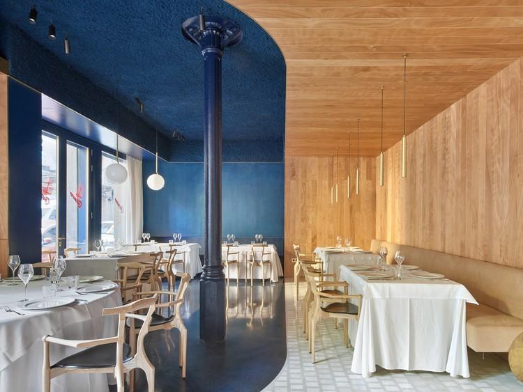 Restaurante Cheriff / Mesura. Imagen © José Hevia