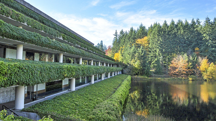 New Weyerhaeuser Campus Development Faces Pushback in Washington, Courtesy of The Cultural Landscape Foundation