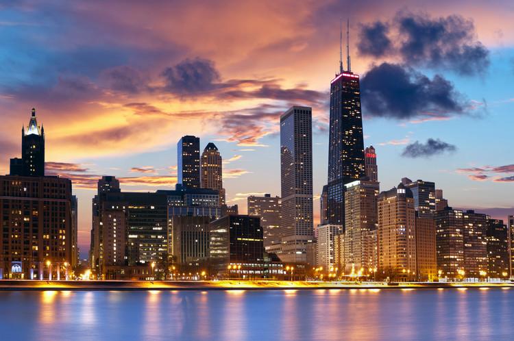 Sobre la importancia de la crítica arquitectónica en la construcción de Chicago, Chicago skyline. Image © Rudy Balasko | Shutterstock