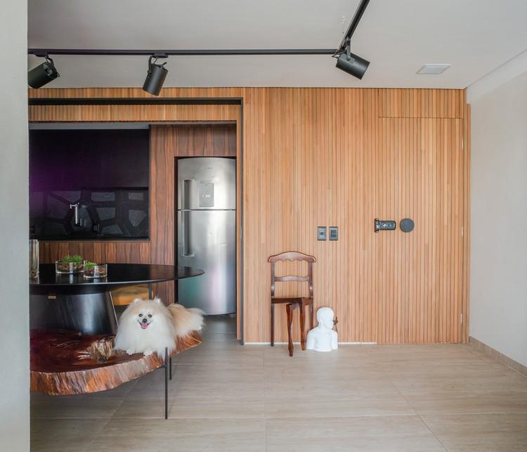 Apartamento Galeria 2  / Roby Macedo arquitetura e design, © Jesus Perez
