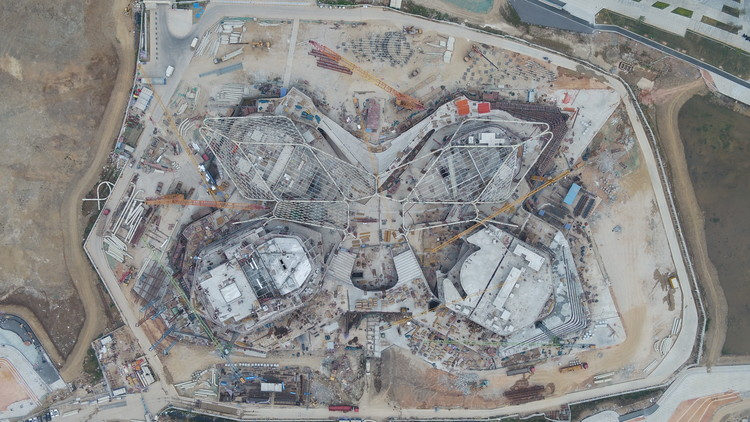 Cortesia de Zaha Hadid Architects