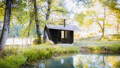 Rocky Knob Sauna / GriD Architects