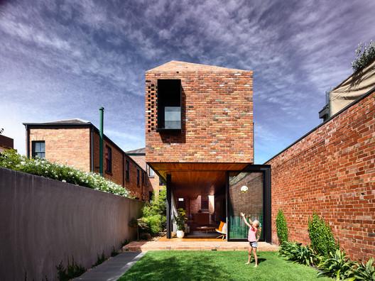 North Melbourne Terrace / Matt Gibson Architecture + Design
