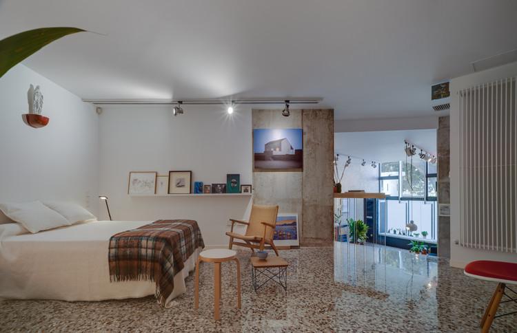 Apartamento para un coleccionista / Martin Lejarraga Oficina de Arquitectura, © David Frutos