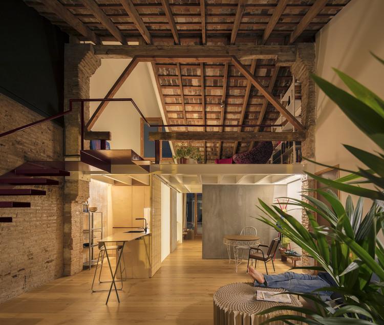 Viver em um espaço único: a arquitetura dos lofts em 25 exemplos, Casa da Conserva / Jose Costa. Foto: © Milena Villalba
