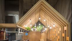 Restaurante Candê / Mínimo Arquitetura e Design