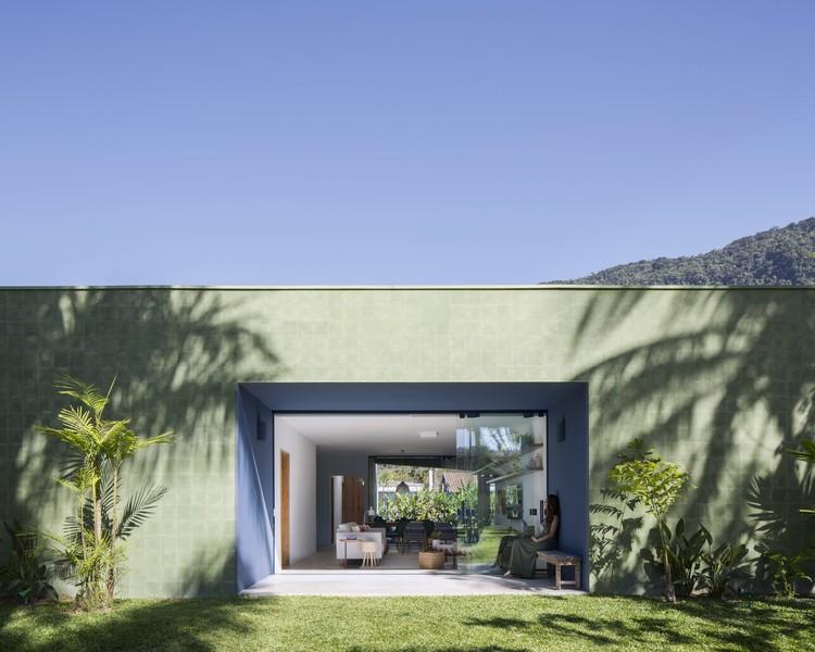 Casa Patropi / Angá Arquitetura, © Carolina Lacaz