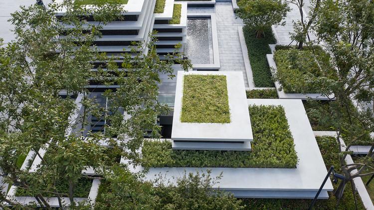 Sunbow Financial Center / ASPECT Studios, © Bing Lu