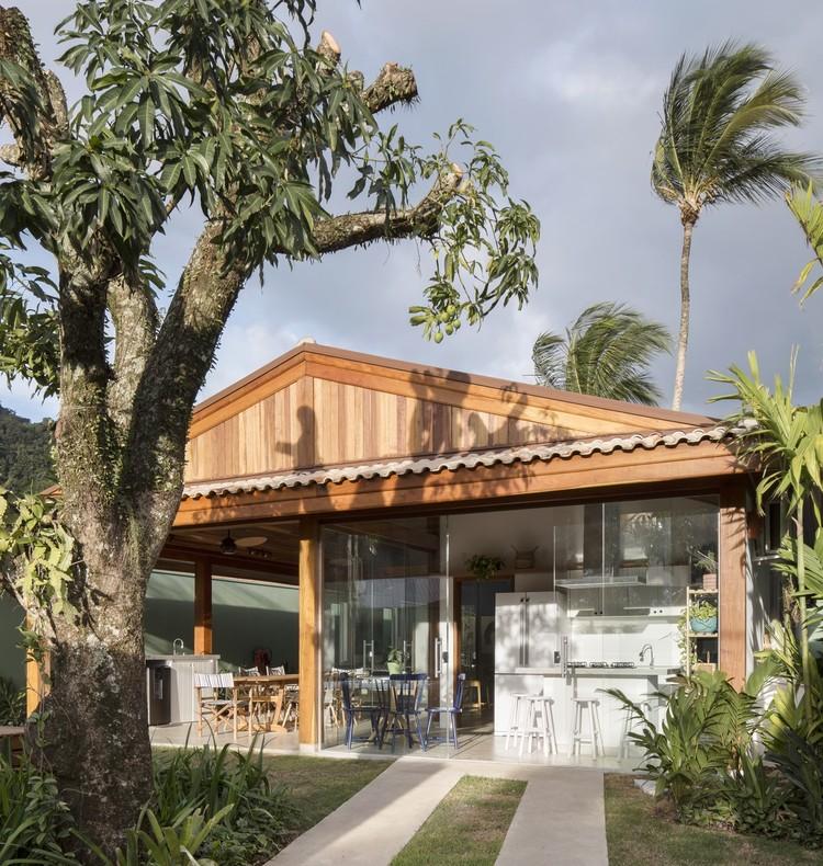 Casa Barê / Angá Arquitetura, © Carolina Lacaz