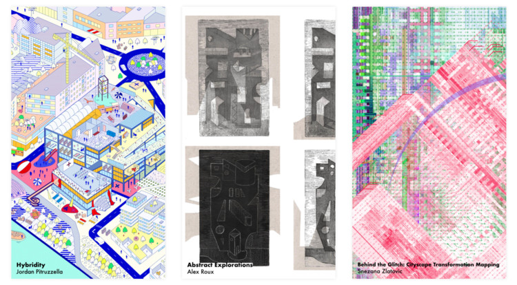 Mapping the City of the 21st Century: Desplans and KooZA/rch Open up the Discourse to Young Creatives, Courtesy of Desplans and KooZA/rch