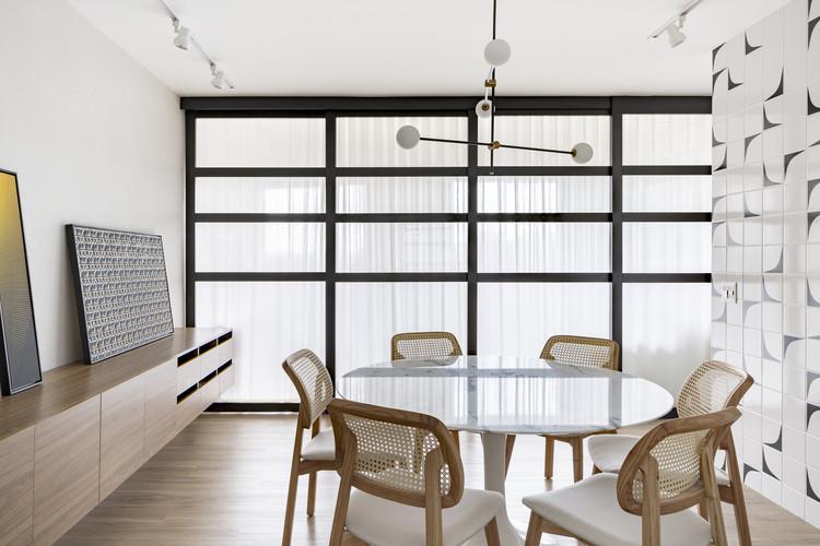Apartamento RSM / Mínimo Arquitetura e Design, © Joana França