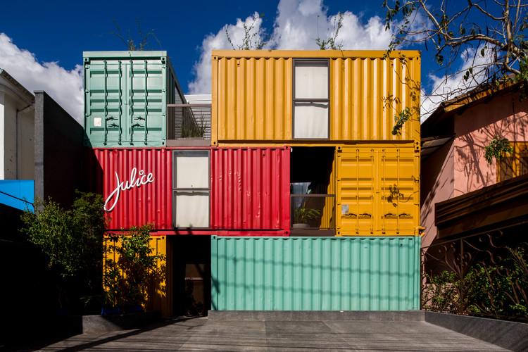 Restaurante Julice Boulangère Pinheiros / StudioARQBR Arquitetos Associados, © Pedro Napolitano Prata