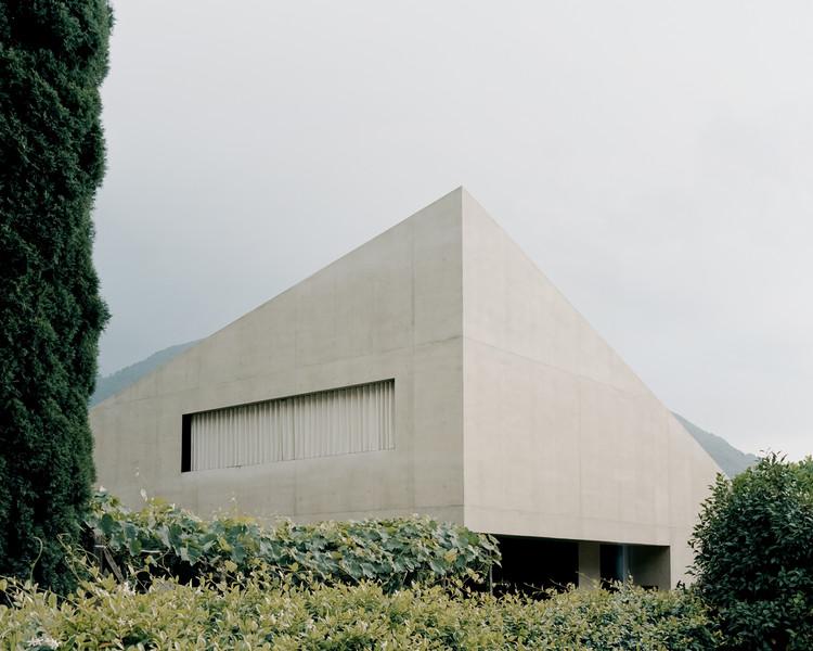 Pyramid House  / DF_DC, © Simone Bossi