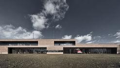 Civil Protection Centre Ritten / Roland Baldi Architects