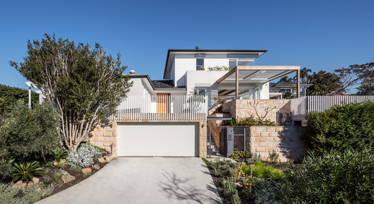 Seaforth Family Home / Georgina Wilson Architect