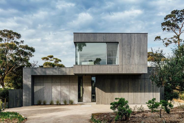 Casa de playa en Portsea / Mitsuori Architects, © Michael Kai Photography