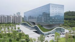 Guangming Public Service Platform / ZHUBO DESIGN