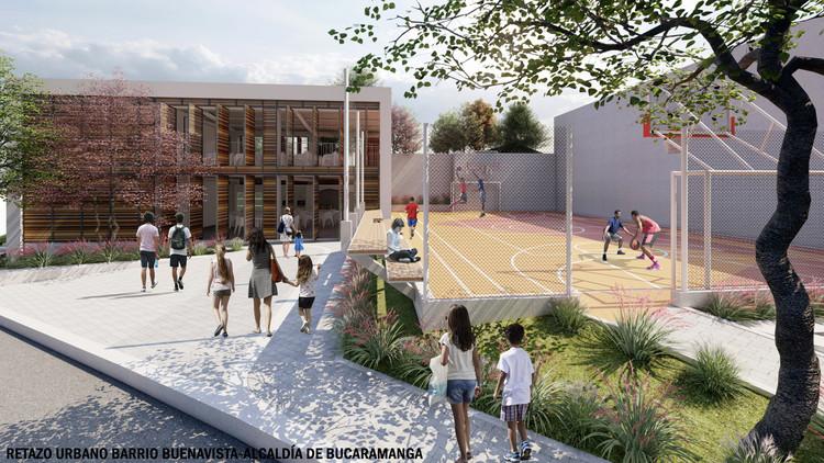 La ciudad de Bucaramanga será renovada con prioridad al peatón, Cortesía de Tabuu
