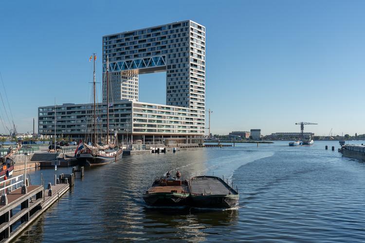 Pontsteiger Residential Building / Arons en Gelauff architecten, Courtesy of Ossip van Duivenbode