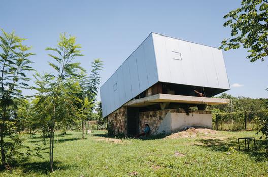 Caja Obscura / Javier Corvalán + Laboratorio de Arquitectura. Image © Pedro Kok