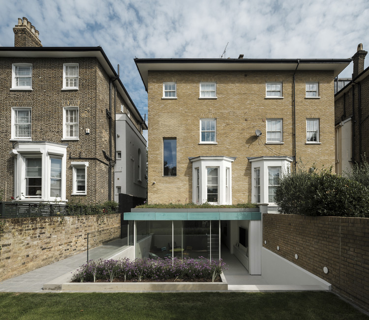 Primrose Hill House / Studio Carver, © Tim Crocker