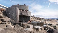 Piscinas Termais Guðlaug / BASALT Architects