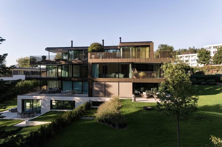 Birkenweg House / Curzio Ardinghi Architecture + Andres Carosio, © Bruno Helbling