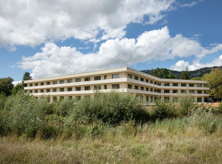 Senior Residence / meier + associés architectes, © Yves André